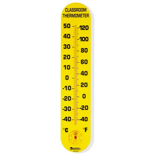 Learning Resources Classroom Thermometer