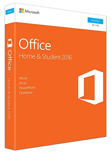 Оffice Home and Student 2016 Product Key Card 1PC