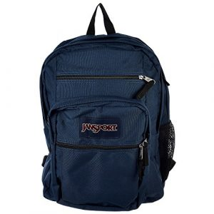 JanSport Big Student Classics Series Backpack – Navy