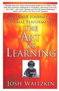 The Art of Learning: An Inner Journey to Optimal Performance Reviews