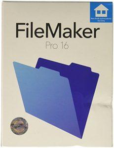 FileMaker Pro 16 Education Mac/Win Retail Box V16 Reviews