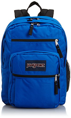 JanSport Big Student Classics Series Backpack - Blue Streak