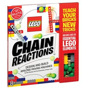 Klutz LEGO Chain Reactions Craft Kit Reviews
