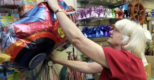 Helium is in short supply, hitting balloons and scientific research