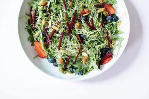 The Antioxidant Summer Salad