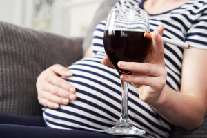 Nearly 12% of Women Report Consuming Alcohol During Pregnancy