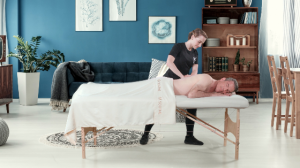At-Home Massage for the Aging