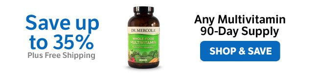 ​Save up to 35% Any Multivitamin 90-Day Supply