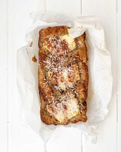 You're Going To Want To Make This Healthy Pineapple & Banana Loaf