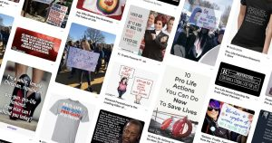If you're anti-abortion, Pinterest might accuse you of spreading 'harmful misinformation'
