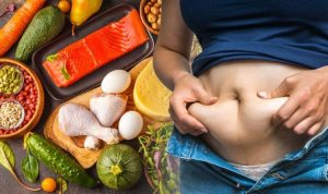 How to get rid of visceral fat: Following this diet could reduce the dangerous belly fat