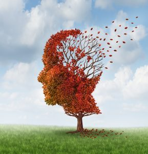 Is there a test for Alzheimer's disease?