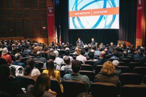 Philanthropist Len Blavatnik returns to Harvard Medical School
