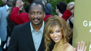 WATCH: Beyonce's dad, Mathew Knowles reveals he has breast cancer