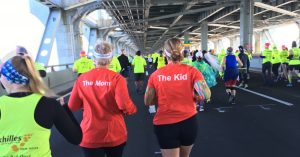 Running a Marathon With My Mom