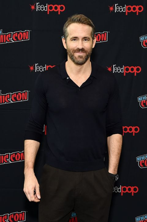 """""""Free Guy"""" At New York Comic Con"""