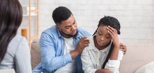Racism-Specific Support From a Partner Can Be Good or Bad for Health