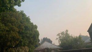 Central Tableland's hazardous air quality is the worst in NSW