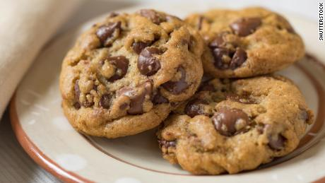 Don't worry about a year-long resolution. You can  effectively say goodbye to cookies for just a month.