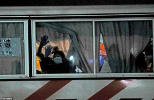 Coronavirus: Britons on Diamond Princess cruise ship rescued