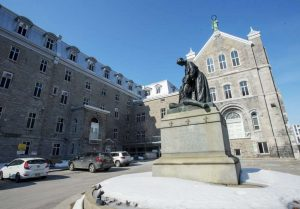 COVID-19: Shuttered Montreal hospital may be re-opened to in-patients, other makeshift facilities in works