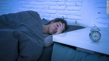 Sleep anxiety and daylight saving time can exacerbate insomnia, but stretching may help