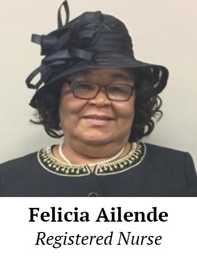 Felicia Ailende