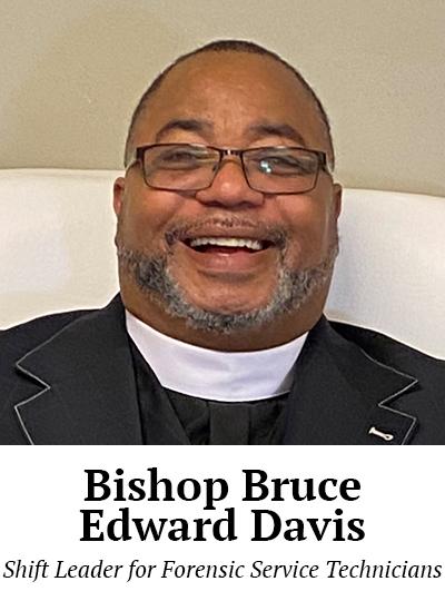 Bishop Bruce Davis