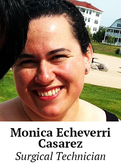 Monica Echeverri Casarez