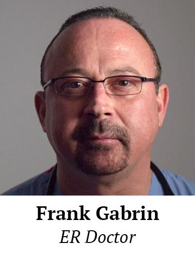 Frank Gabrin