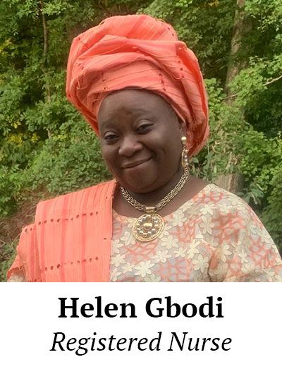 Helen Gbodi