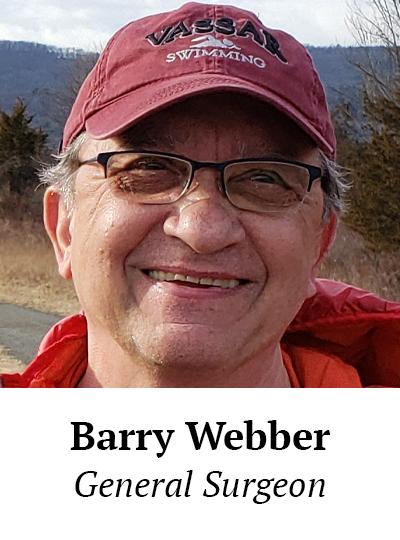 Barry Webber