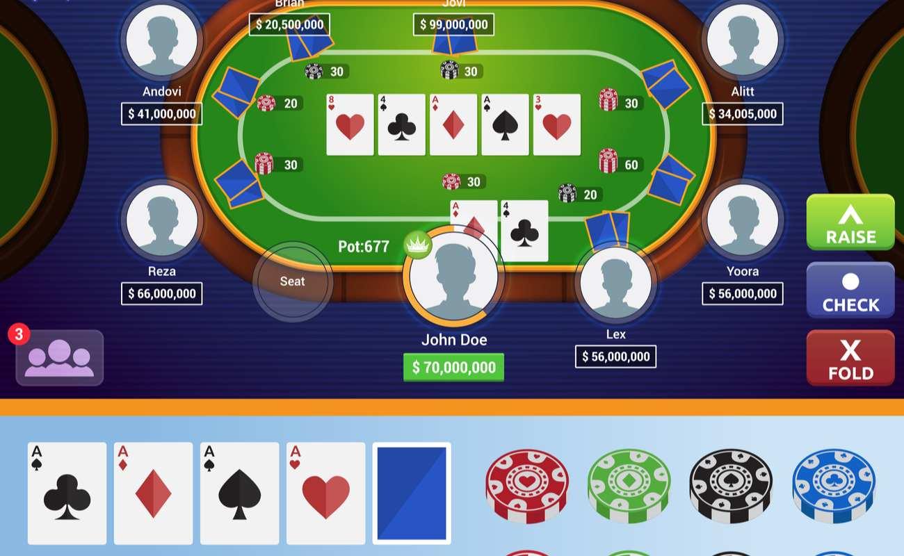The Key Differences Between Live and Online Poker - Borgata Blog | Borgata  Hotel Casino & Spa